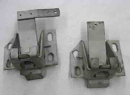1953 1954 1955 1956 1957 Corvette Female hood lock Used