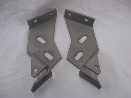 1953 1954 1955 Corvette Convertible Top Brackets USED