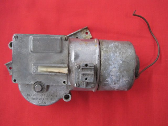 1955 thru 1956 Chevy Wiper Motor Used Original
