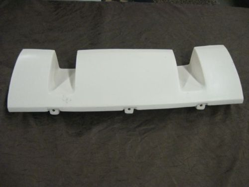 58 59 60 61 Corvette Front Lower Middle Panel White New