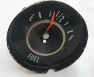 64 Corvette Fuel Gauge Original OEM -