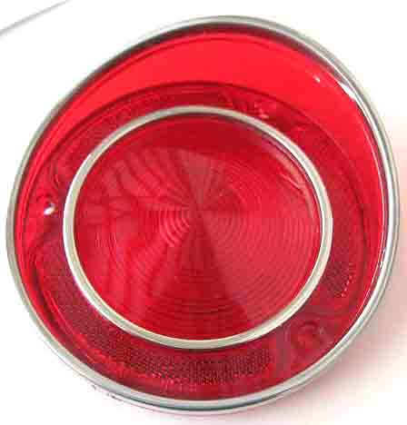 1968 69 Corvette Tail Light Lens New