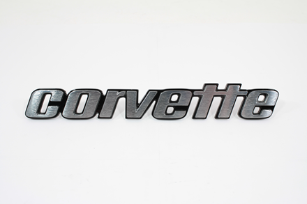 1976L 77 78 79 Corvette Rear Emblem New