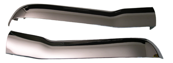 Chevrolet 56 Hood Bar Extension kit with Hardware