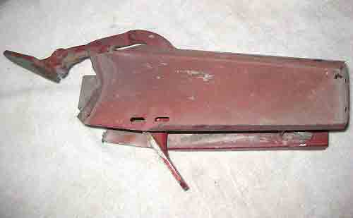 58 59 60 61 62 Corvette Trunk Hinge Right Side Original Used