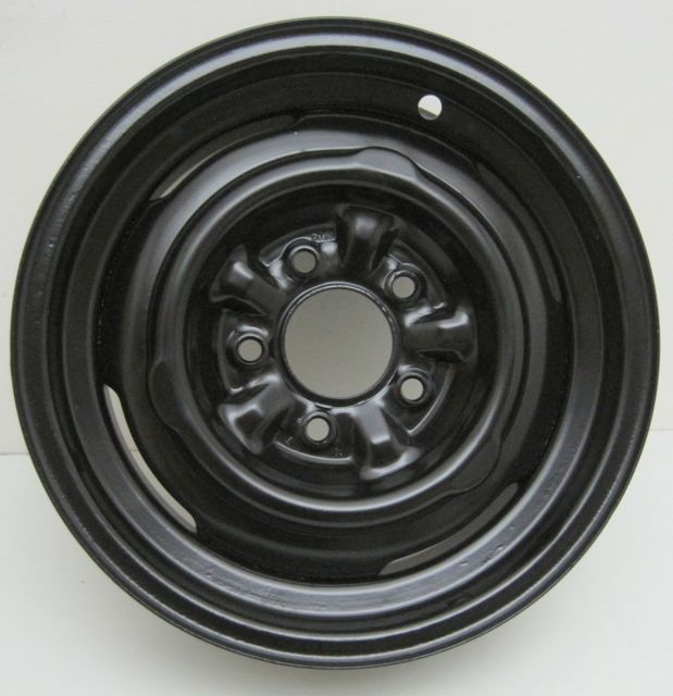 "1953 - 1962 Corvette Wheel 15"" x 5"" Rim 5 on 4 3/4 Original"