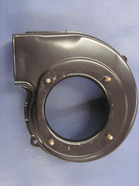 1958 1959 1960 1961 1962 Corvette Heater Motor Metal Housing