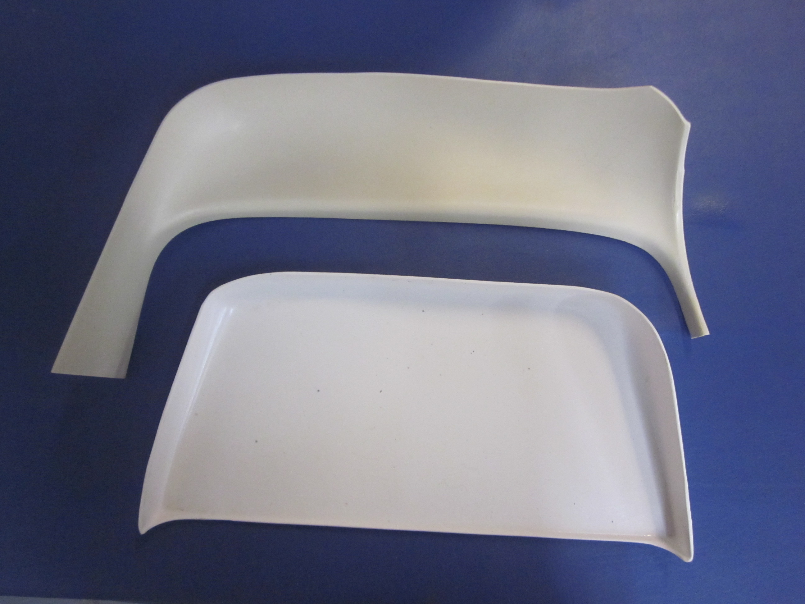 1958 thru 1962 Corvette Fiberglass Package Tray & Package Set